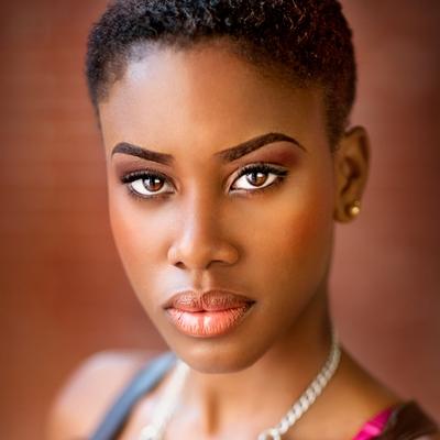 make up tips for natural hair woman