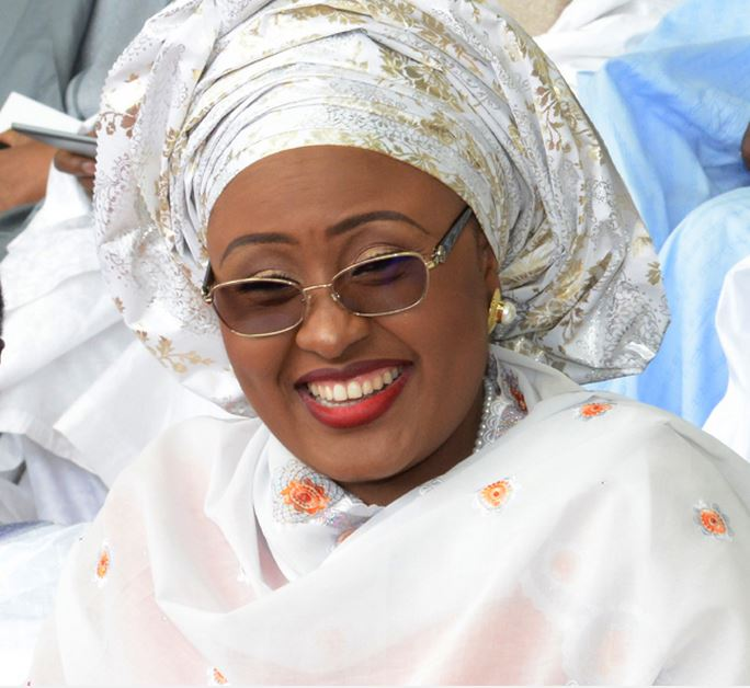 "Aisha Buhari To Chair The Launch of Book ""Women Dare To Dream"""