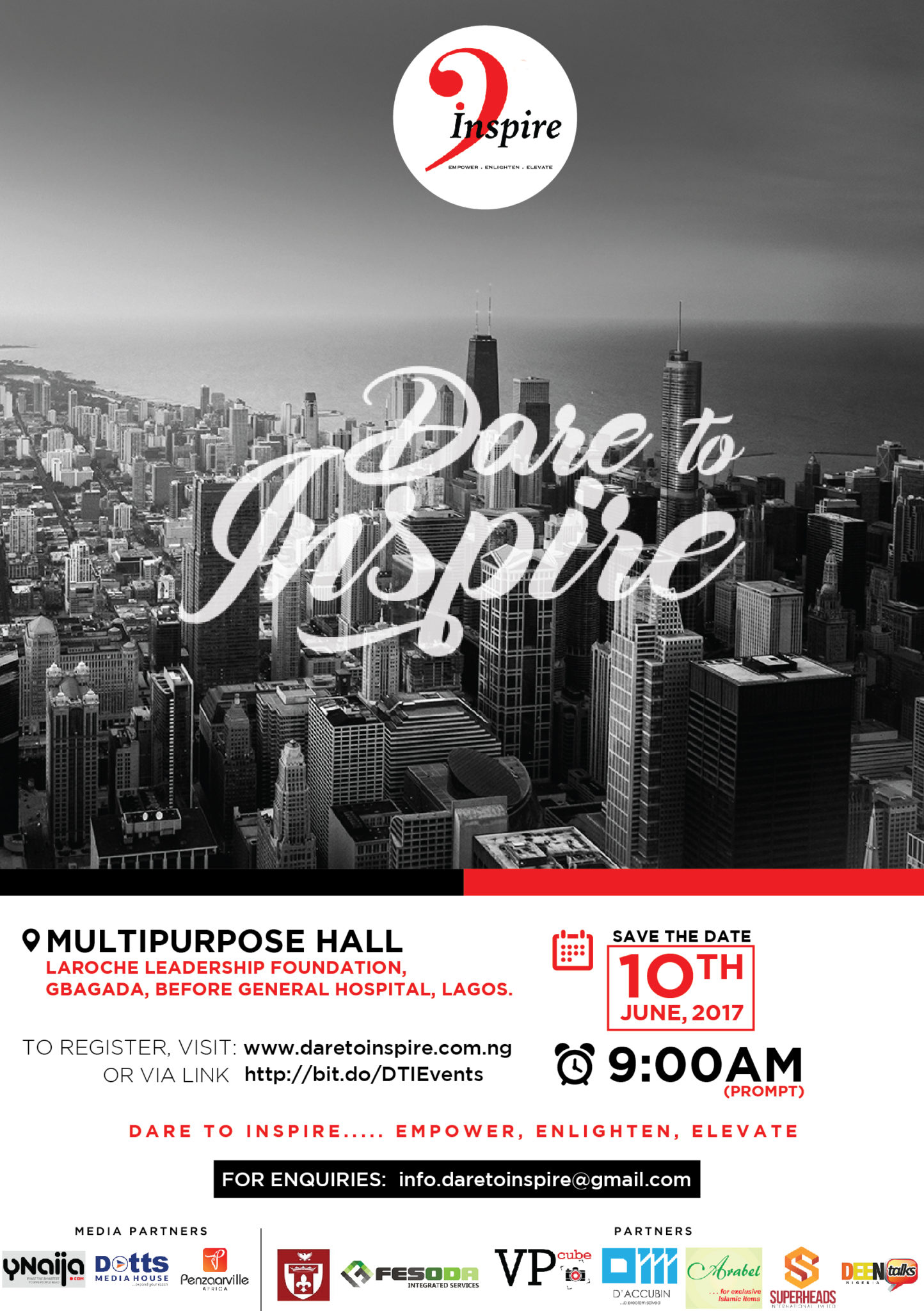 Dare To Inspire: Come Learn From Outstanding & Established Women Leaders