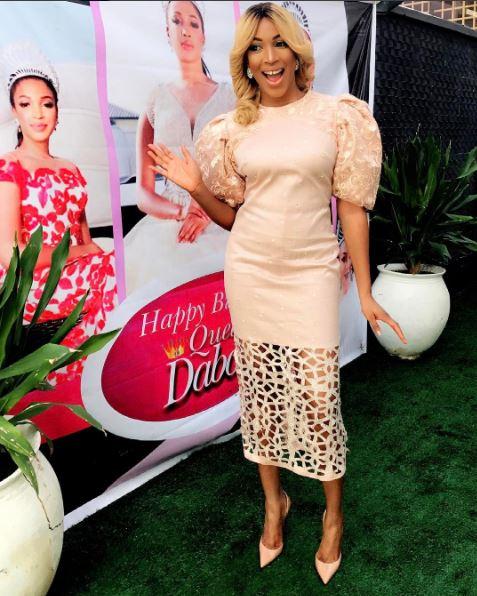 Beauty Entrepreneur, Dabota Lawson Opens New Store