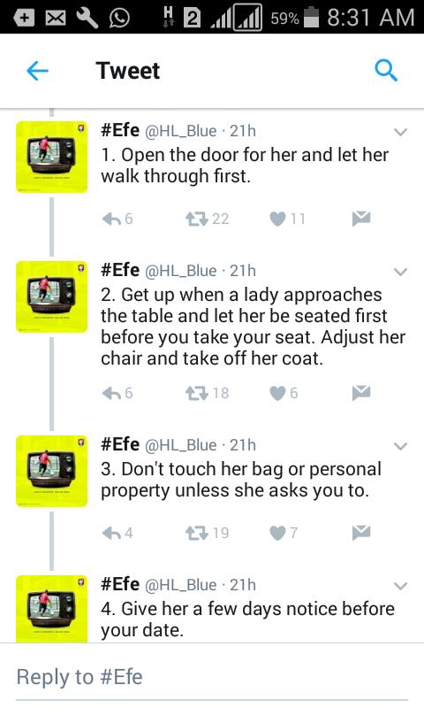 The Thread – Finally Someone Teaches Men How To Treat Their Women