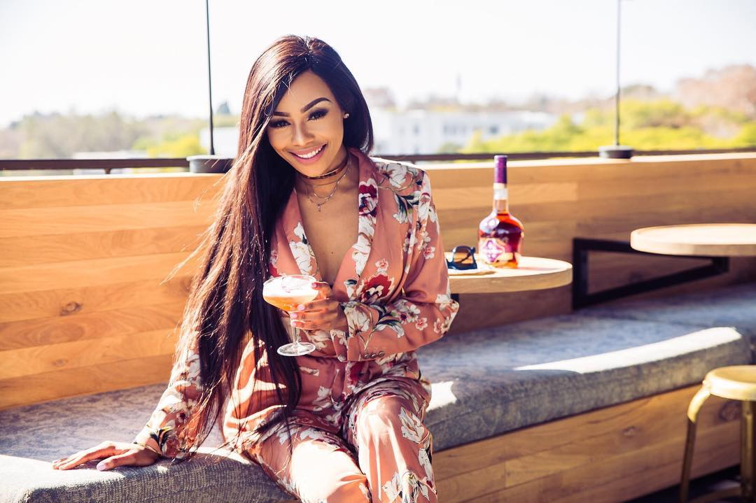 Exclusive Books Takes Responsibility For Grammatical Errors On Bonang Matheba's Book