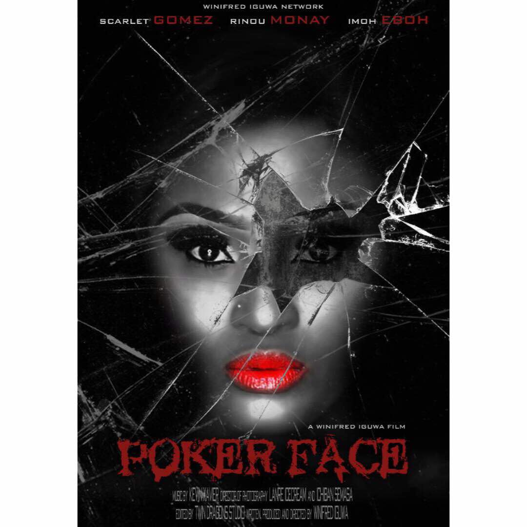 "Trailer Alert: ""Poker Face"" A Short Film By Winifred Iguwa"
