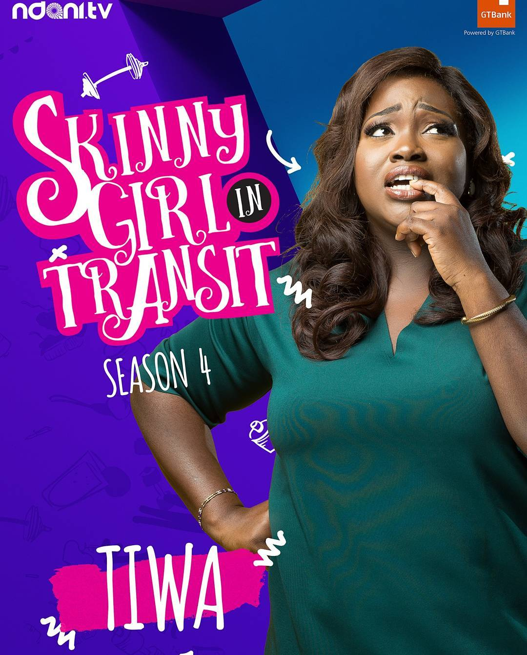 Skinny Girl In Transit 4: Will Tiwa Finally Get Married?!