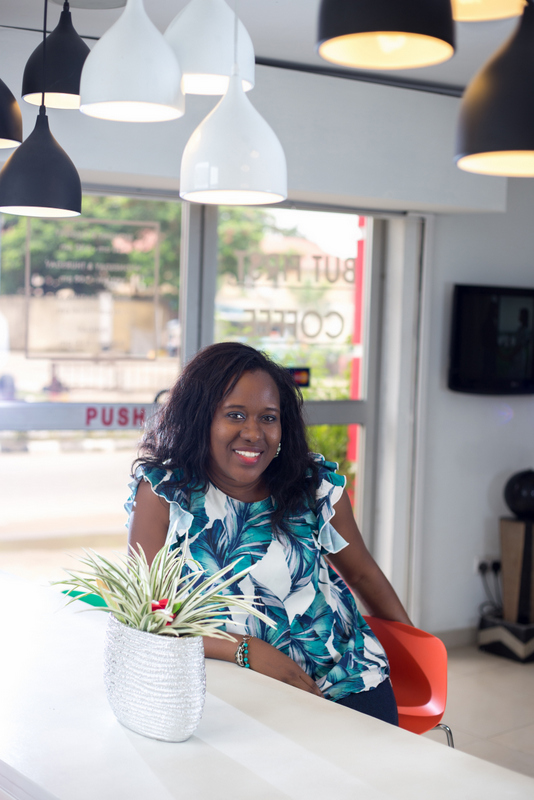 Meet Bunmi Adebimpe, Creative Director, VP Cube Photofactory Known For Baby Photography