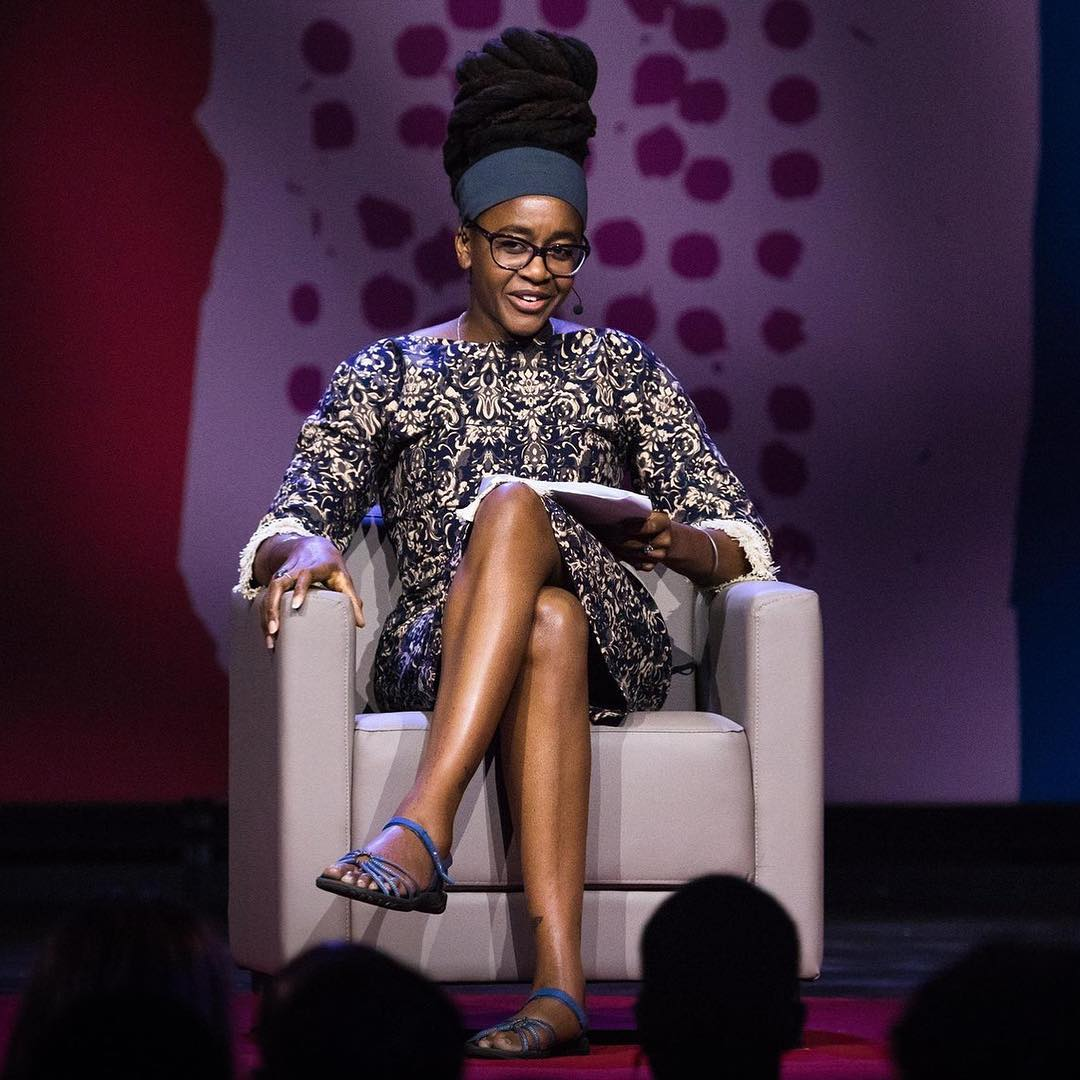 Nnedi Okorafor at Tedx Global, Tanzania – Sci-fi Stories That Imagine A Future Africa