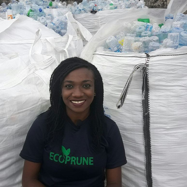 #30Voices – Meet Sandra Onwuekwe, A Medical Doctor And CoFounder EcoPrune, A Social Enterprise Focused On Waste Recycling