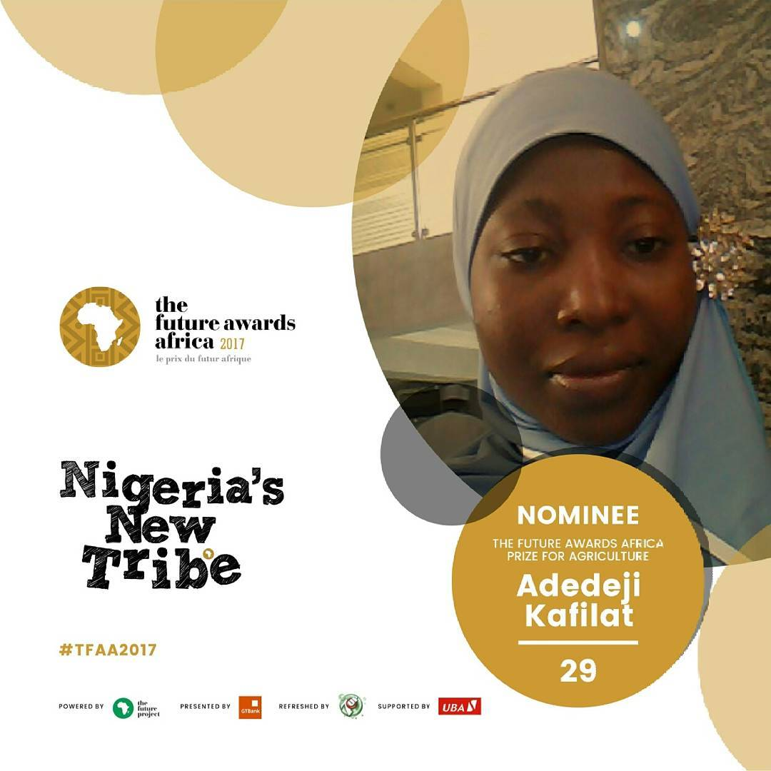 #30Voices – Kafilat Adedeji Wants To Educate More Youths About Mushroom Cultivation
