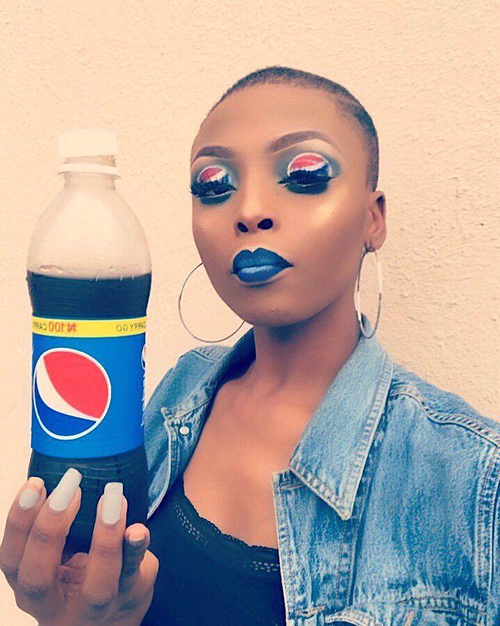 Winifred Chika-Ezeagu: Makeup Is Art!!!
