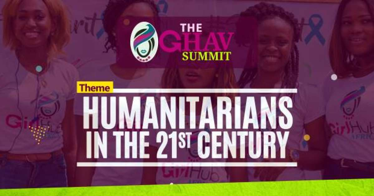 We Can't Wait!!! The Generation Of Humanitarians And Volunteers GHAV Summit Is Here