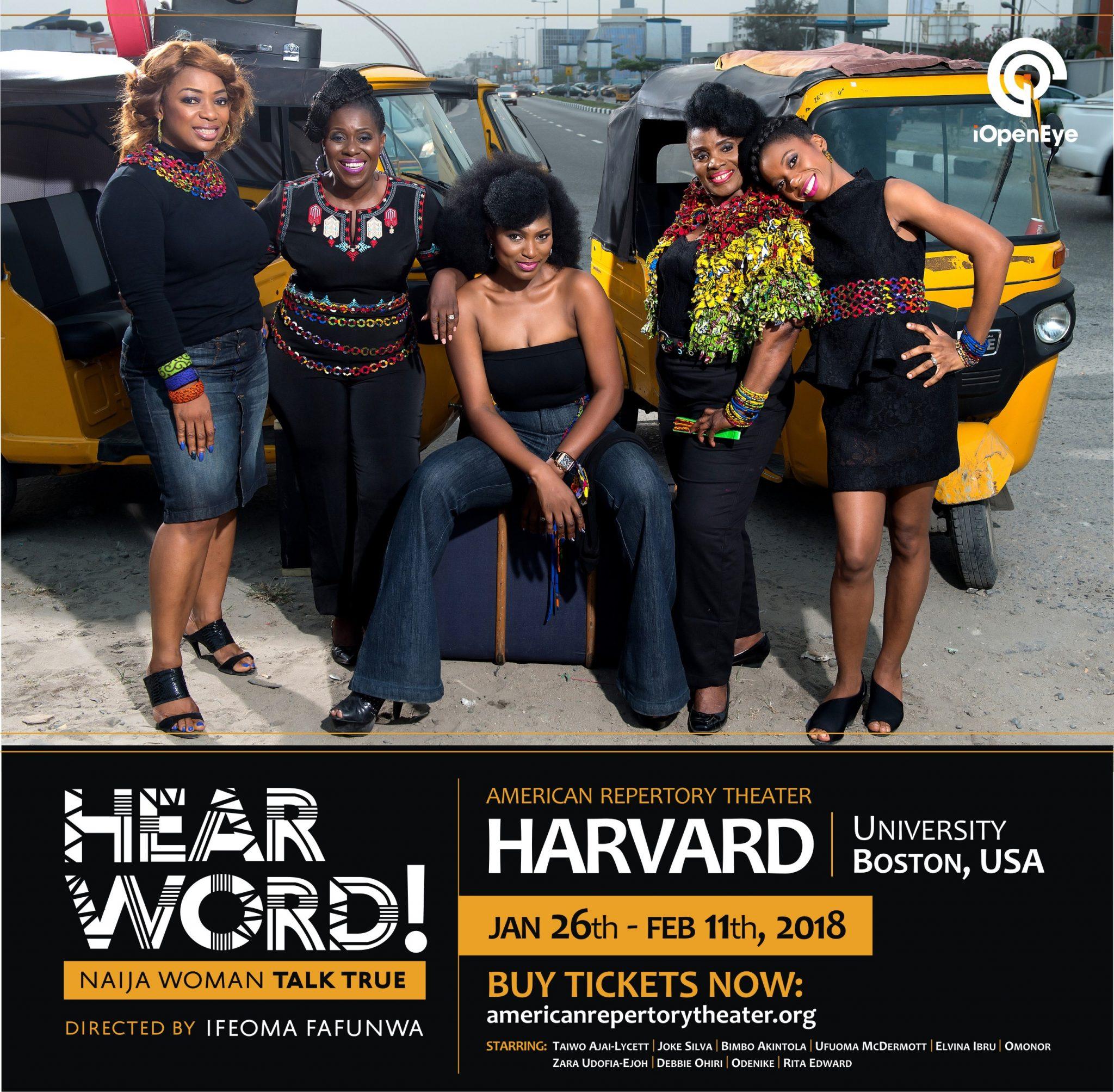 Hear Word! in Havard