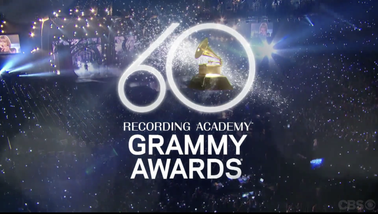 Full List Of Winners At The 60th Grammy Awards