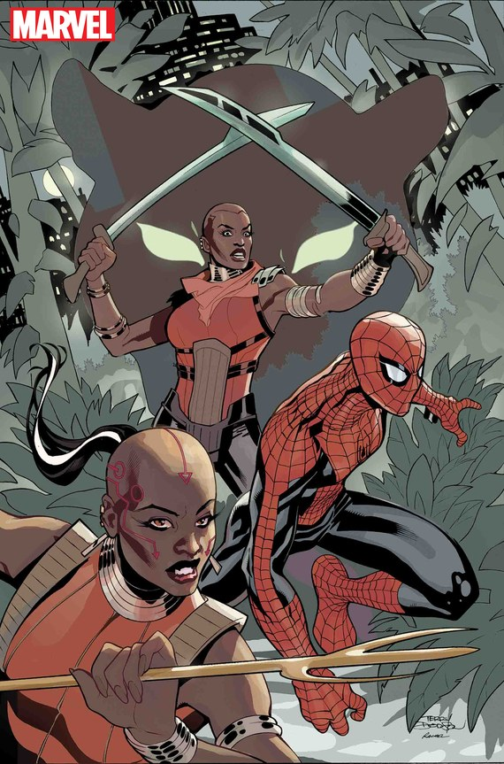 3 Part Spin-Off Comic Series For Dora Milaje, Black Panther's Female Warriors, by Nnedi Okorafor