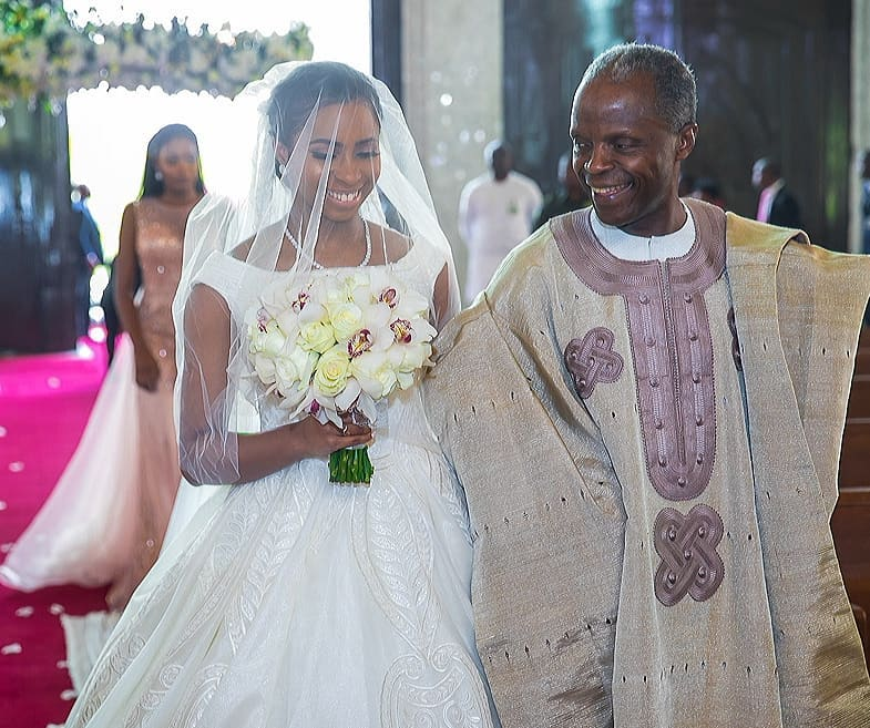 Meet The Bakares! See Pictures From Dolapo Osinbanjo's Wedding To Seun Bakare