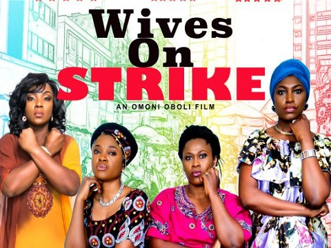 Omoni Oboli launches Wives On Strike (The Series)