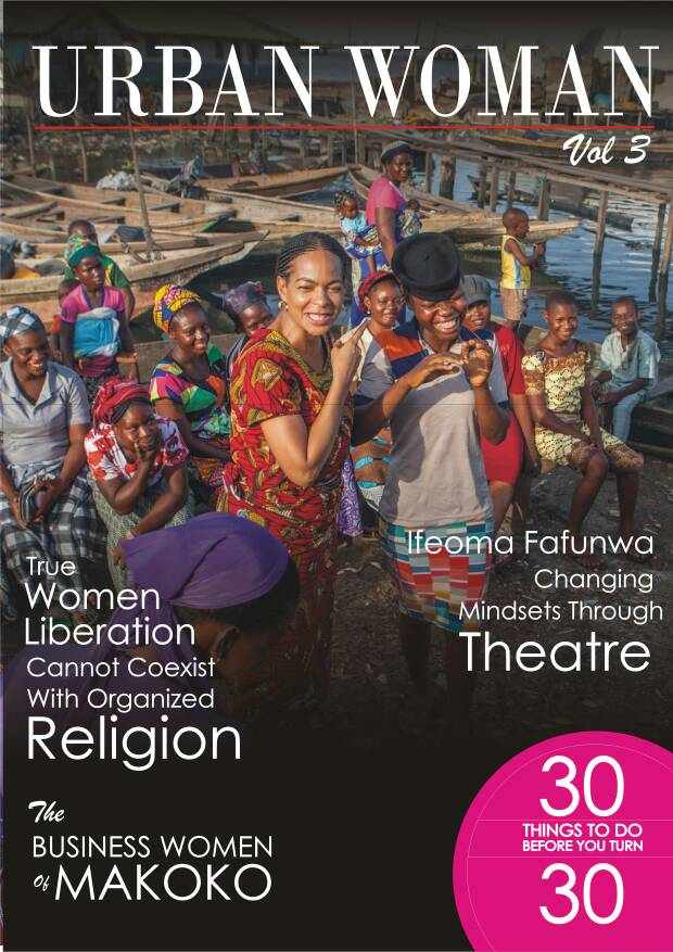 Urban Woman Magazine Launches 3rd Edition