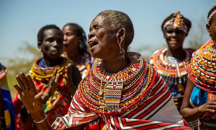 Umoja, Kenyan village where no men are allowed