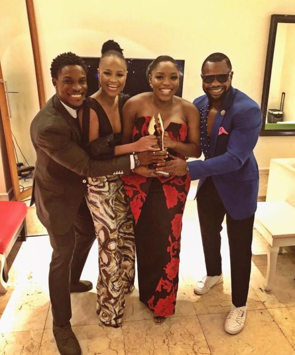 AMVCA Award Winners 2018