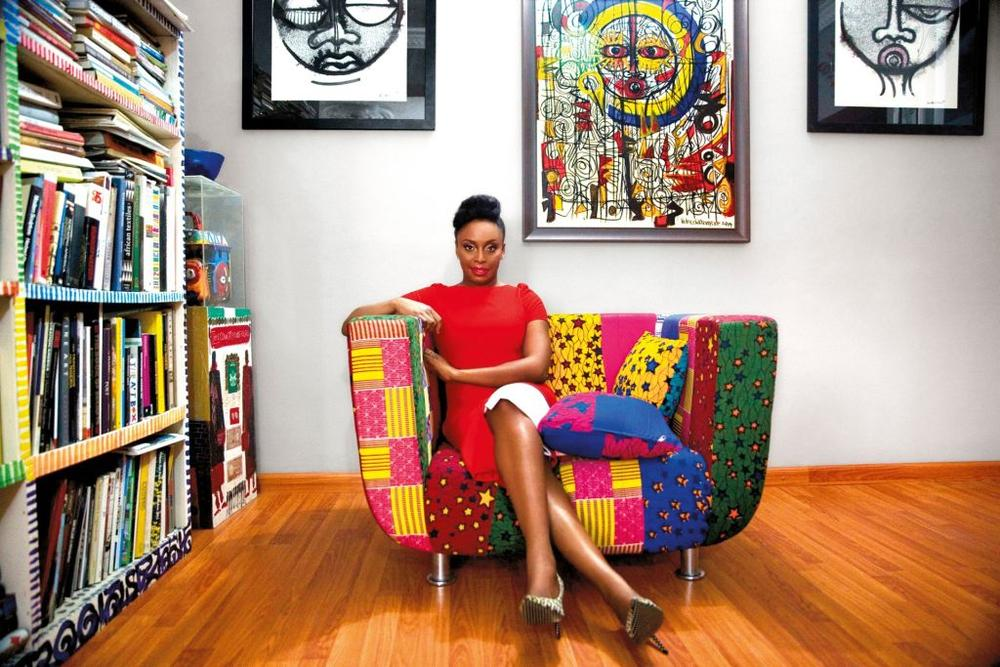 Chimamanda Creative Writing Workshop Now Called Purple Hibiscus Trust Creative Writing Workshop