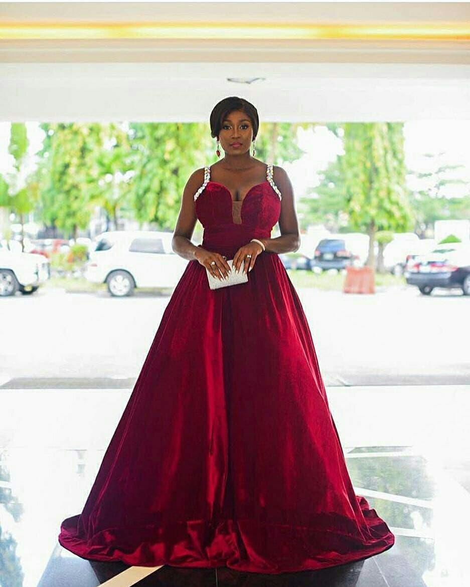 Lota Chukwu dress AMVCA 2018 uw