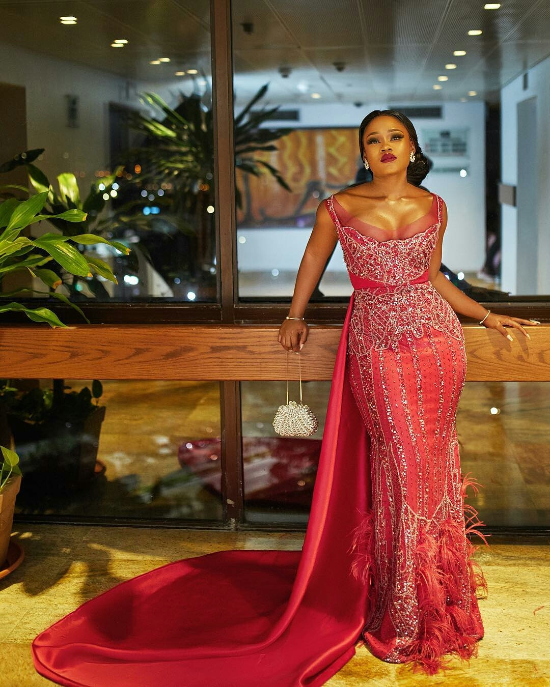 AMVCA 2018 dresses that took our breaths away