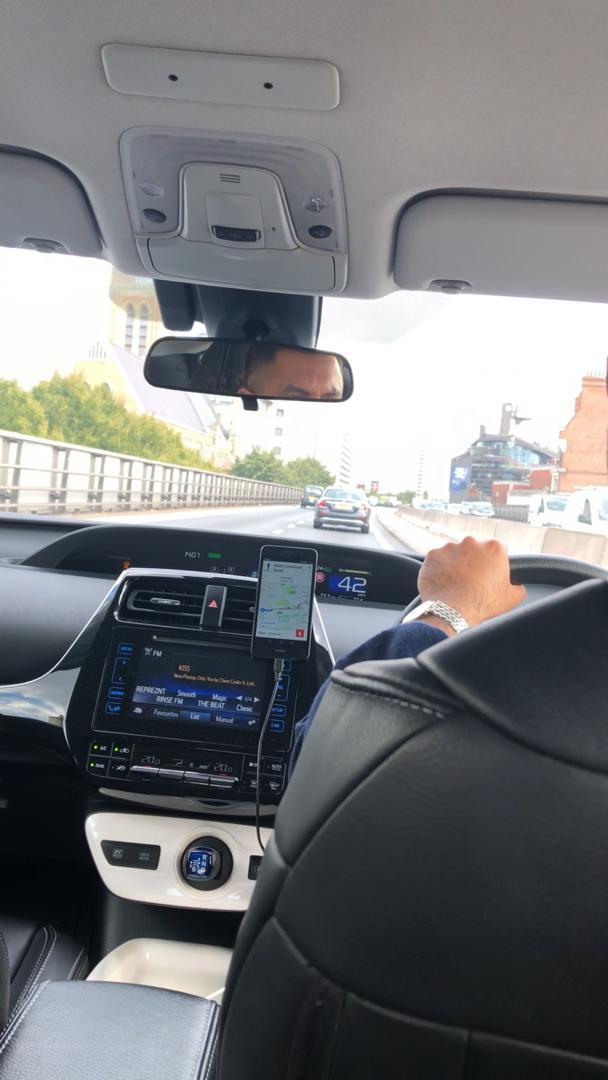 UK Uber