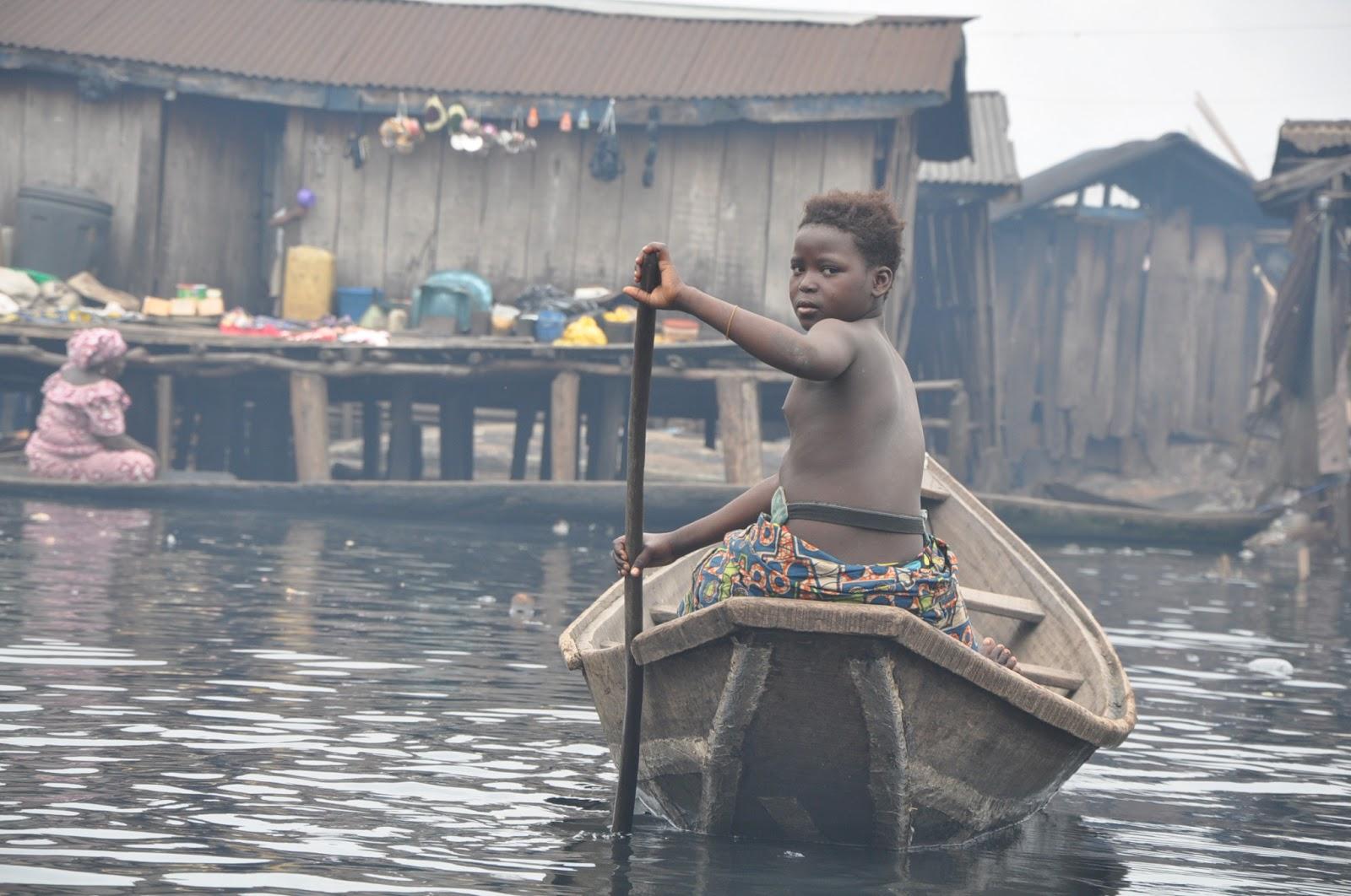 Business Women of Makoko
