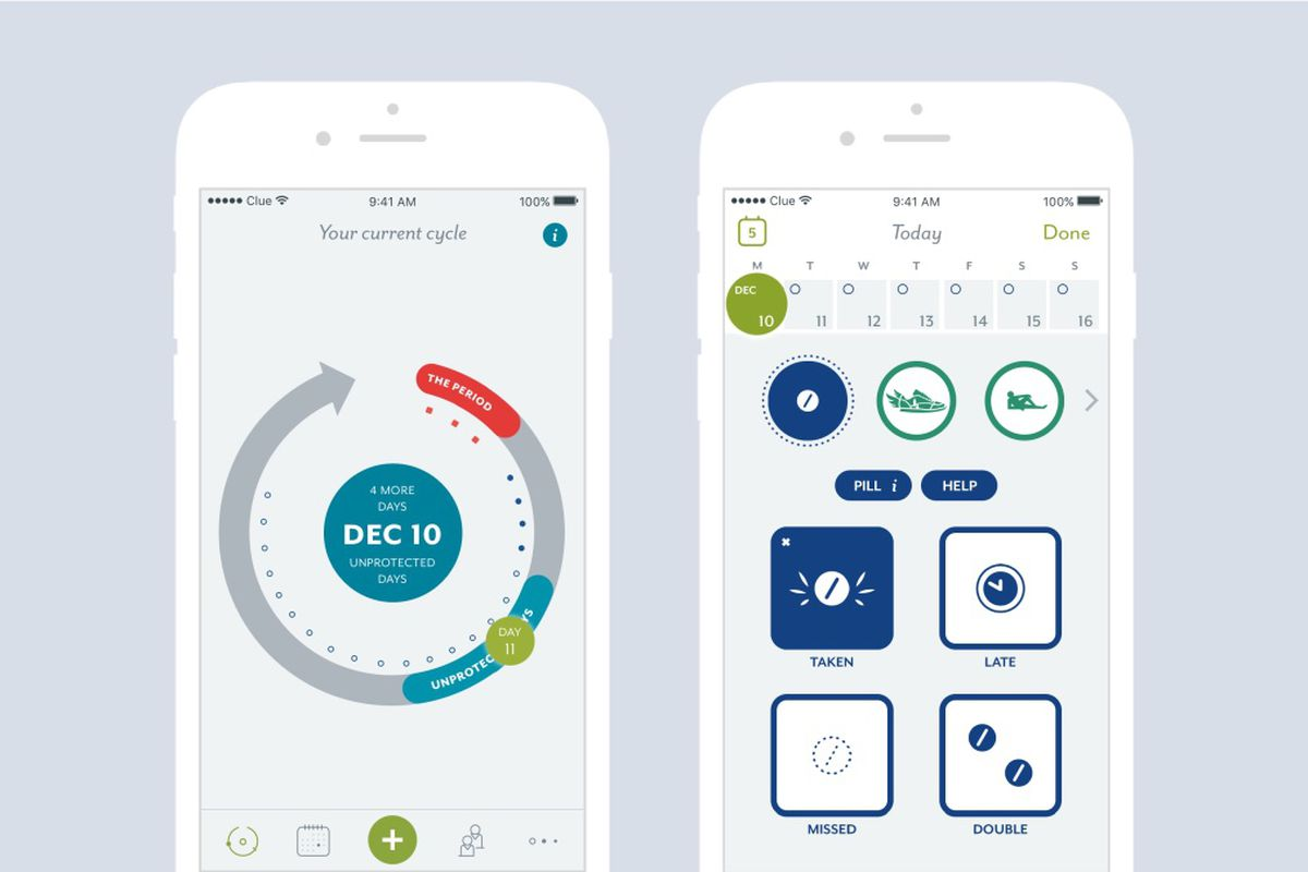 10 Apps To Help You Track Your Menstrual Cycle