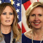 melania trump and mira ricardel