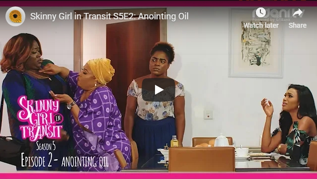 Skinny Girl In Transit Season 5 Episode 2 – Counselling Session?