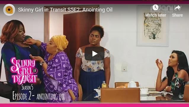 Skinny Girl In Transit Season 5 Episode 2