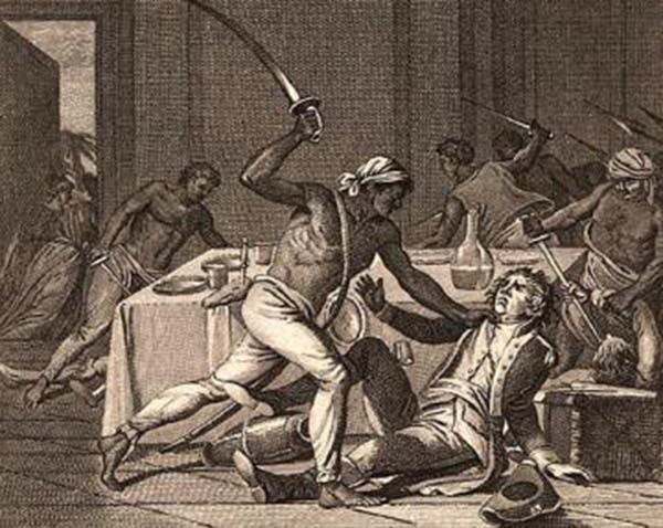 The Story Of Breffu, A Female Slave Of Ghanaian Descent, Who Led The Longest Lasting Rebellion In West Indies In 1733