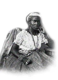 In 1665, Kongo Princess, Aqualtune Ezgondidu Mahamud Led 10,000 Men To Battle Before She Was Shipped To Brazil As A Slave