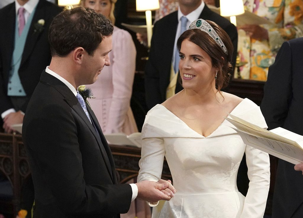 Why The Marriage Of Princess Eugenie To Jack Brooksbank Was Called A Society Wedding And Not a Royal Wedding