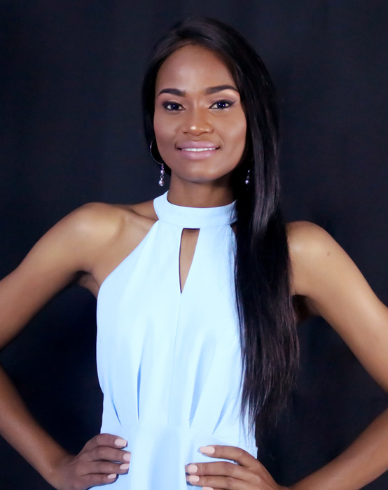 Nelma Ferreira - Miss Angola