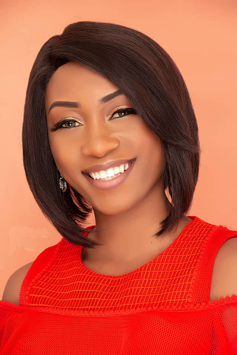 Aimee Caroline - Miss Cameroon