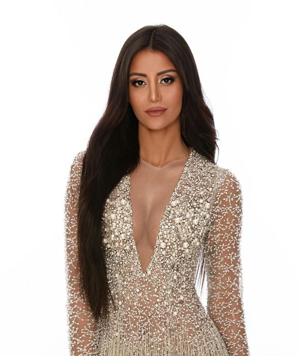 Mony Helal – Miss Egypt