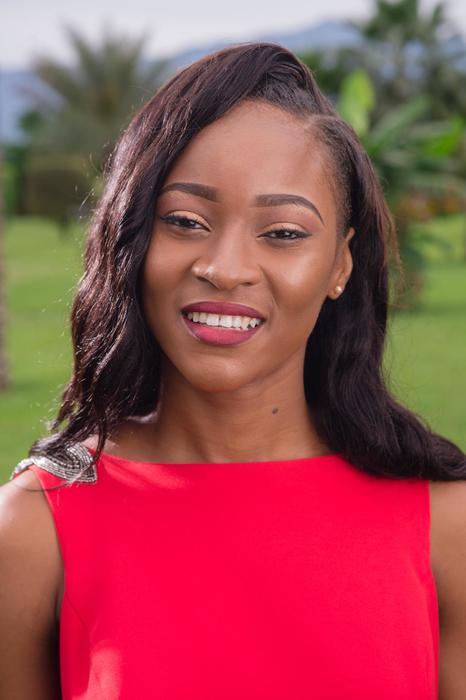 Silvia Adjomo Ndong – Miss Equatorial Guinea