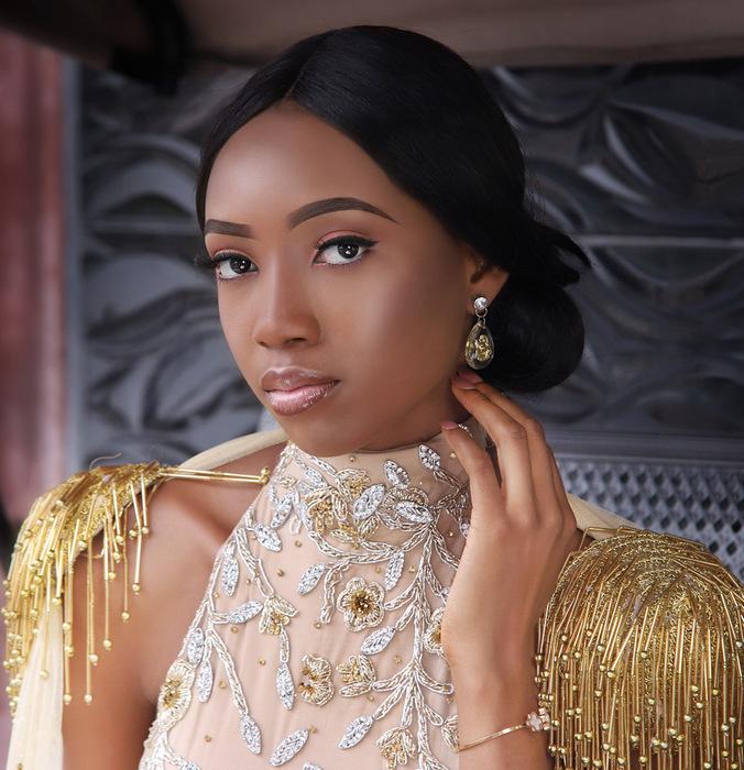 Anita Ukah – Miss Nigeria
