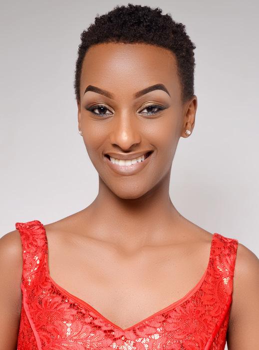 Liliane Iradukunda – Miss Rwanda