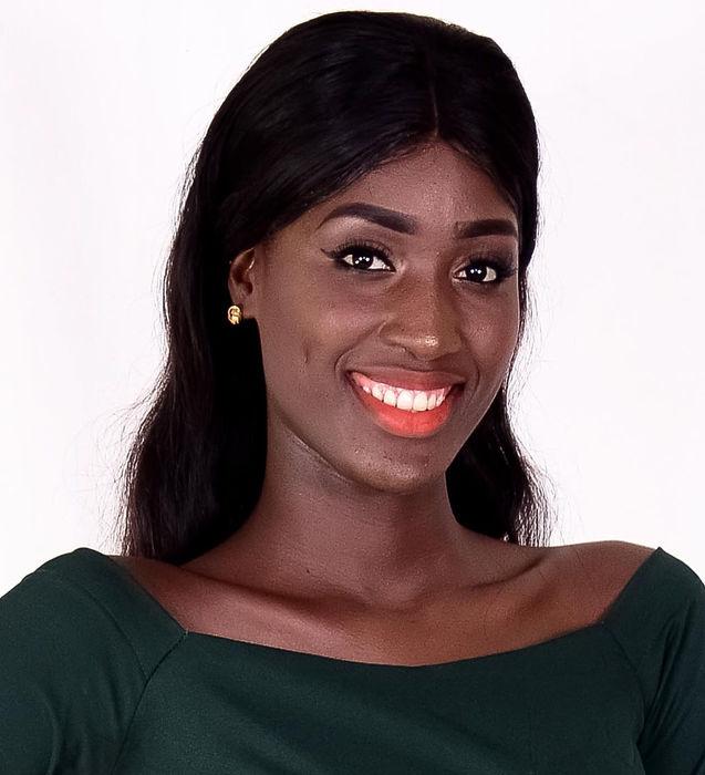 Aissatou Filly – Miss Senegal