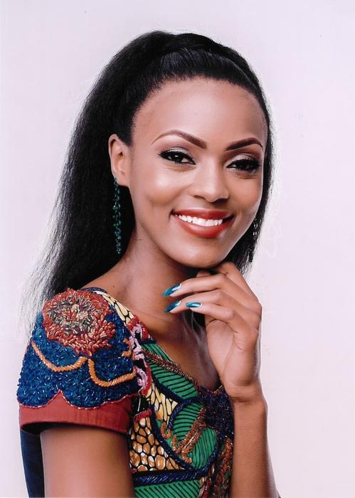Queen Elizabeth Mukane – Miss Tanzania