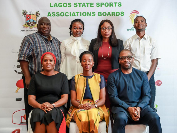 Upbeat Recreational Centre Director, Moyo Ogunseinde Appointed as Chairman of Lagos State Gymnastics Board