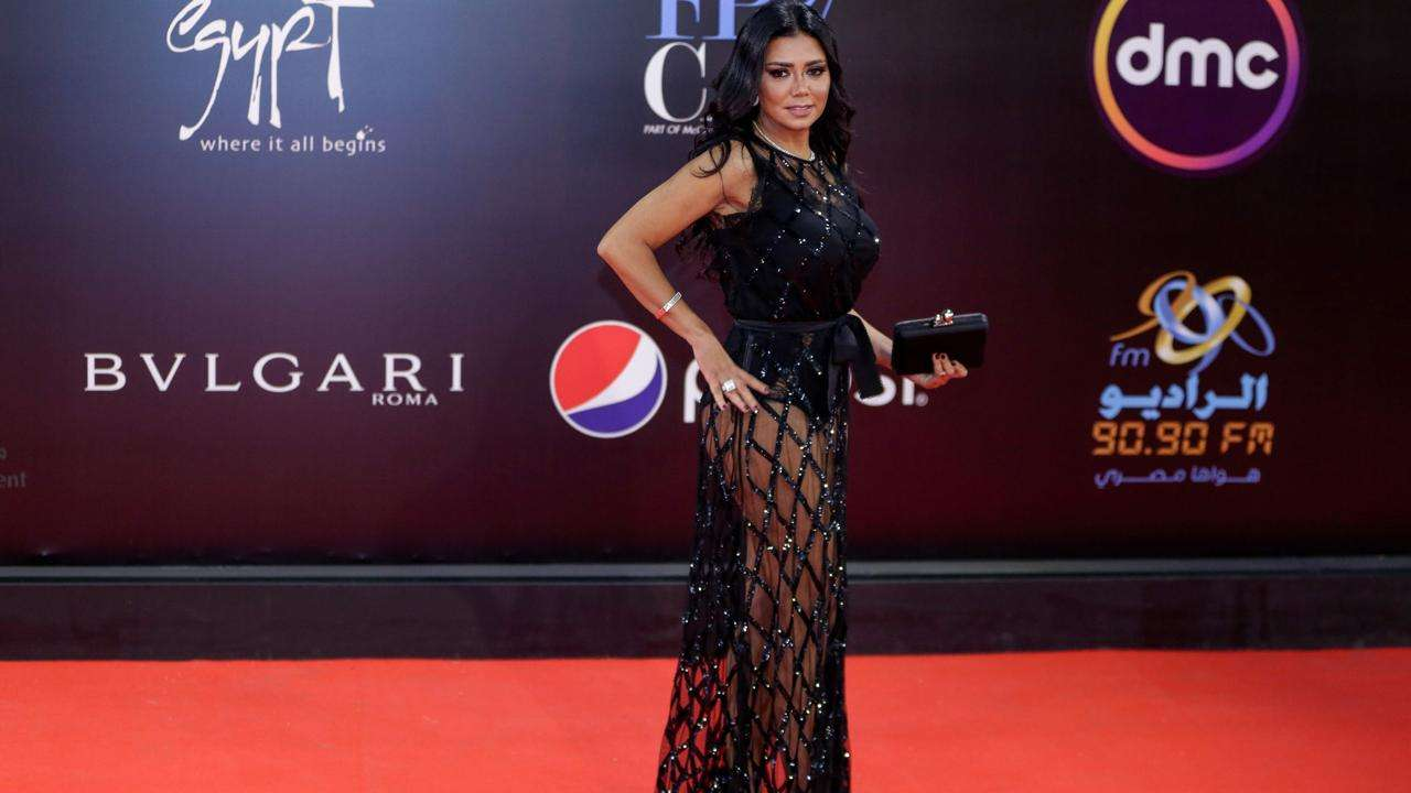 Suit Against Egyptian Actress, Rania Youssef, Over Dress Worn To Cairo Film Festival Has Been Dropped