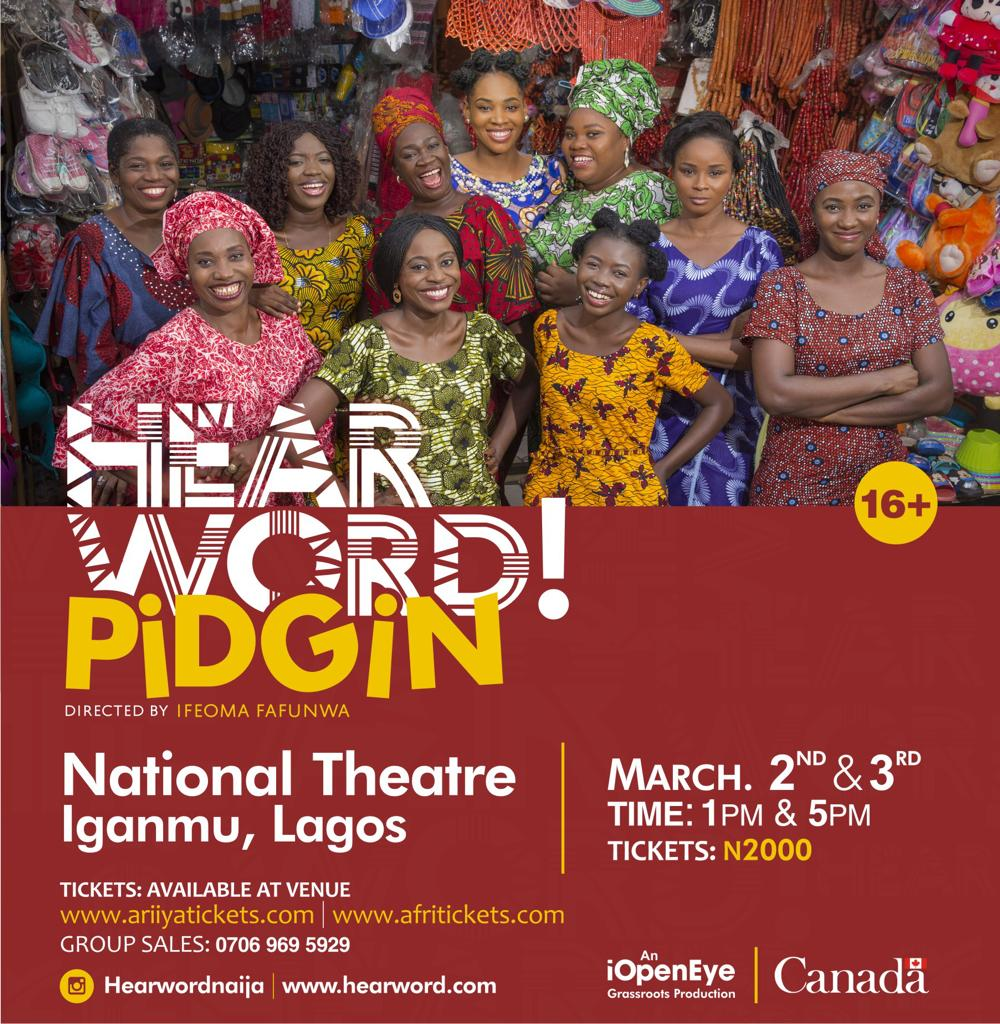 Hear Word! Pidgin 2019