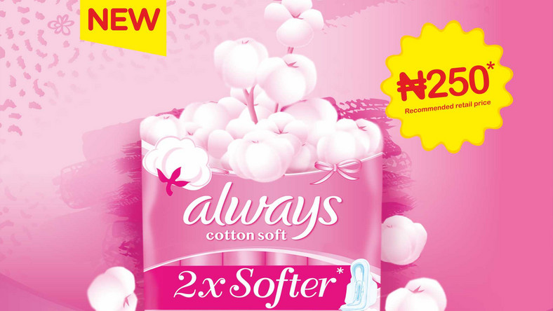 always cotton soft pad
