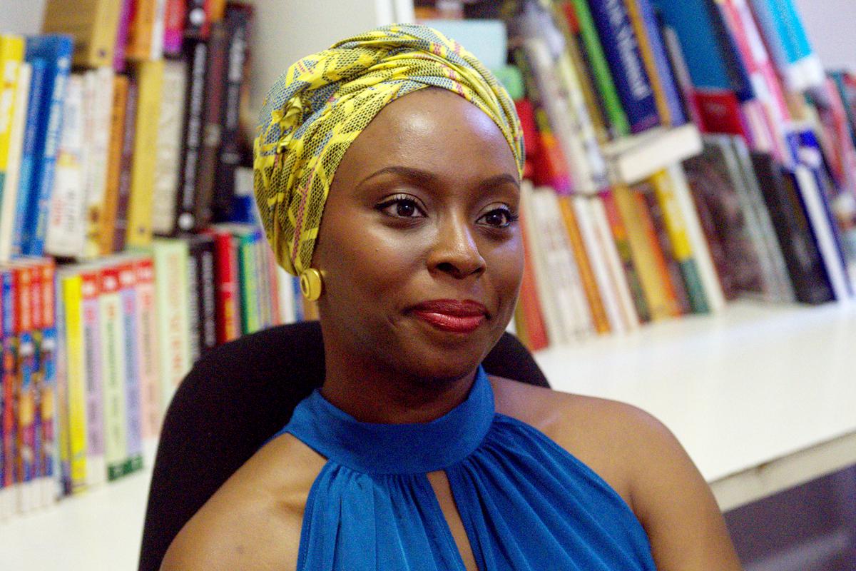 Chimamanda Ngozi Adichie Living In Lagos