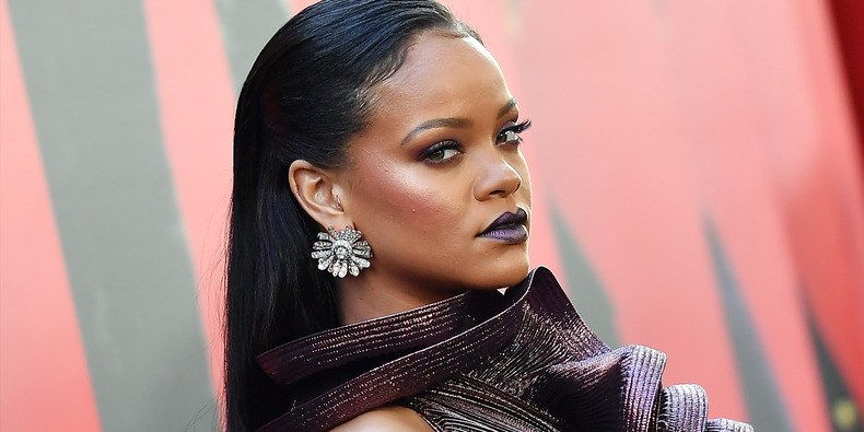 Rihanna Launches Luxury Fashion Line with LVMH