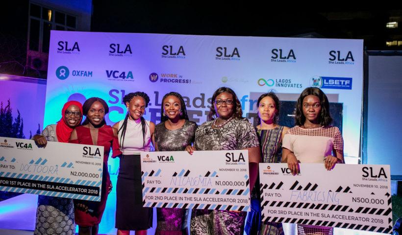 she leads africa accelerator 2019