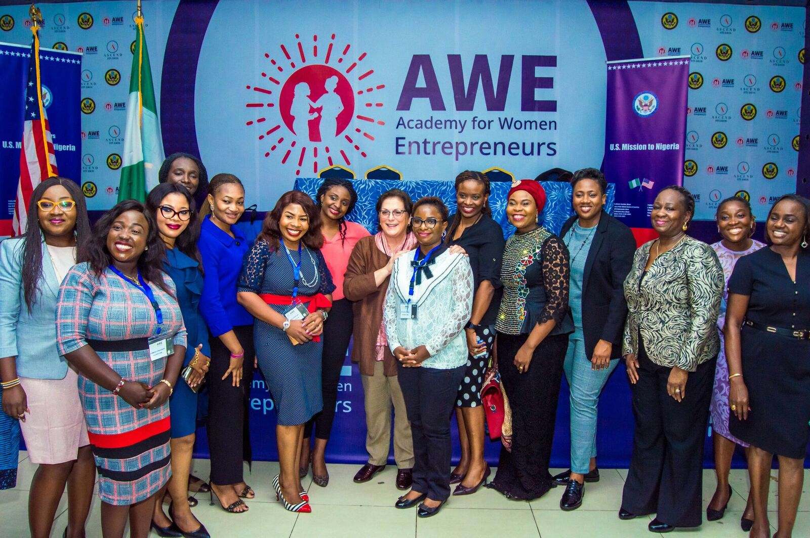US Consulate General launches The Academy for Women Entrepreneurs (AWE) Initiative